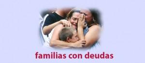 familias con deudas